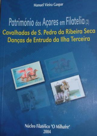 Patrimónios dos Açores em Filatelia (2)