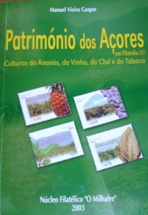 Património dos Açores em Filatelia (1)