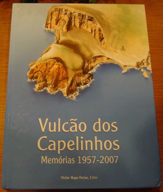 Vulcão dos Capelinhos - Memórias