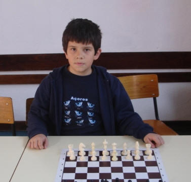 GUSTAVO MANUEL DE FRAGA AMARAL - 3º CLASSIFICADO
